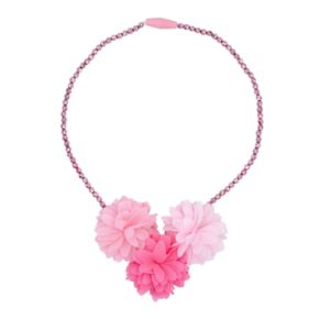 Girls 4-8 Carter's Flower Necklace