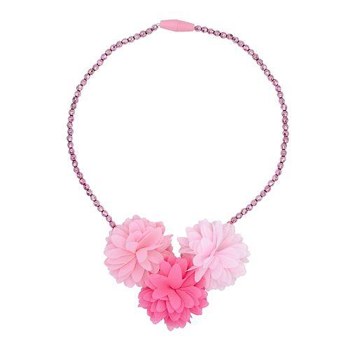 Girls 4-8 Carter's Flower Necklace