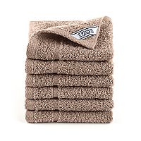 IZOD 6-pack Performance Washcloth