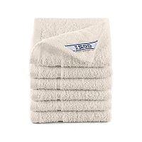 IZOD 6-pack Performance Washcloth