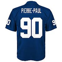 Boys 8-20 New York Giants Jason Pierre-Paul Mid-Tier Jersey