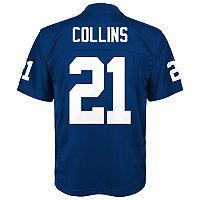 Boys 8-20 San Francisco Giants Landon Collins Mid-Tier Jersey