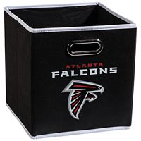 Franklin Sports Atlanta Falcons Collapsible Storage Bin
