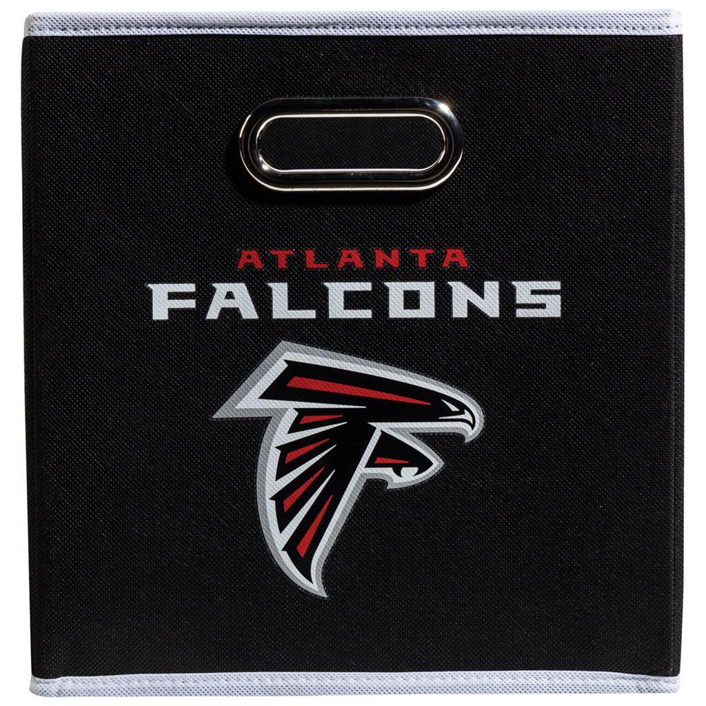 Franklin Sports Atlanta Falcons Collapsible Storage Bin