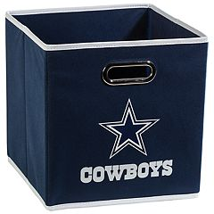 Franklin Sports Dallas Cowboys Collapsible Storage Bin