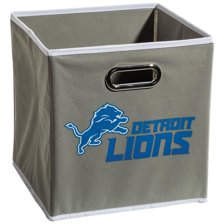 Sale. $17.99. Regular. $19.99. Franklin Sports Detroit Lions Collapsible  Storage Bin