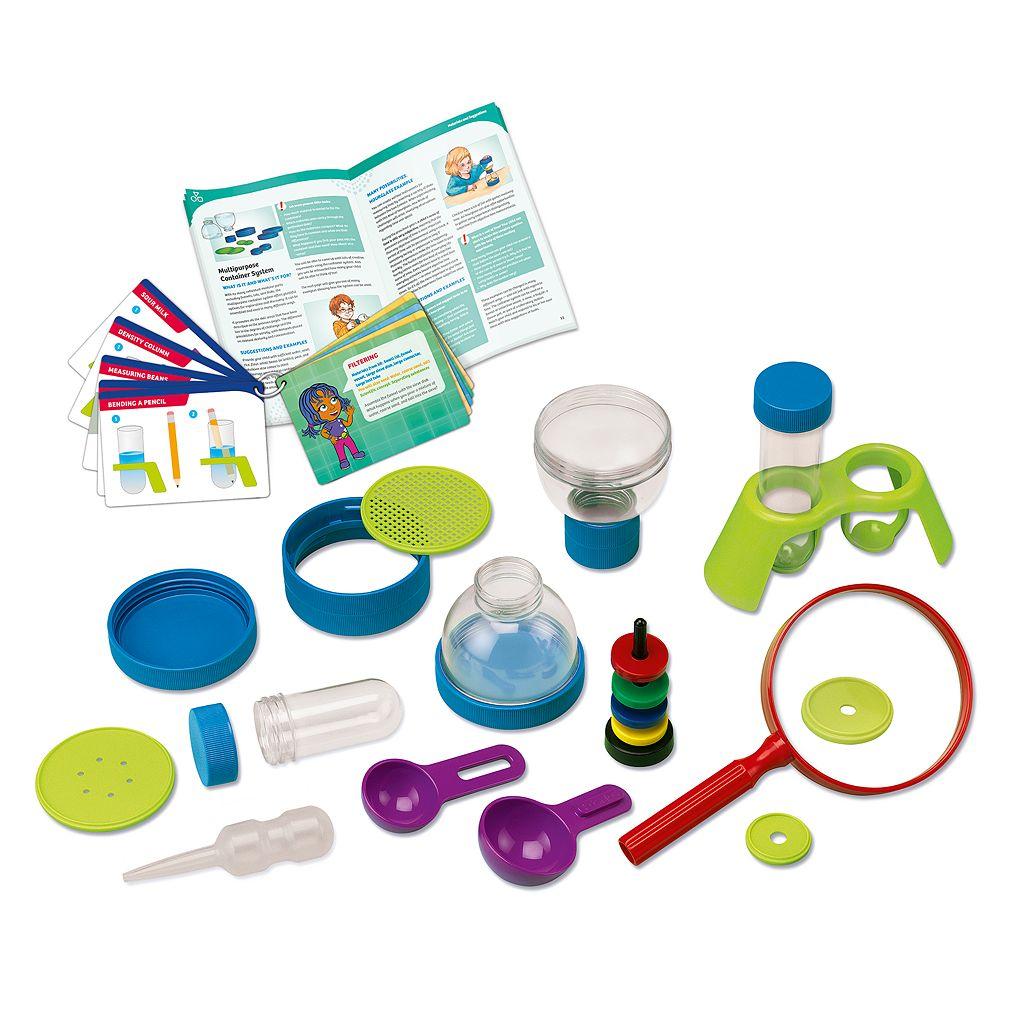 Thames & Kosmos Kids First Science Laboratory STEM Experiment Kit