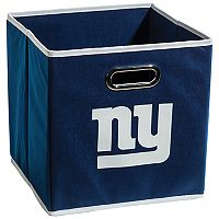 Franklin Sports New York Giants Collapsible Storage Bin