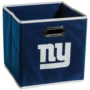 Franklin Sports New York Giants Collapsible Storage Bin