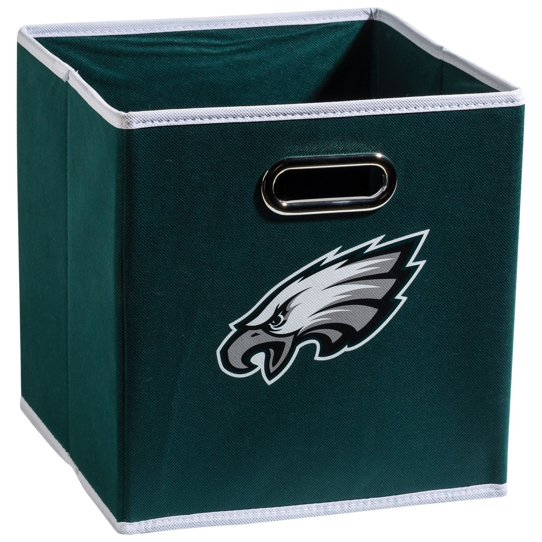Franklin Sports Philadelphia Eagles Collapsible Storage Bin · View Larger