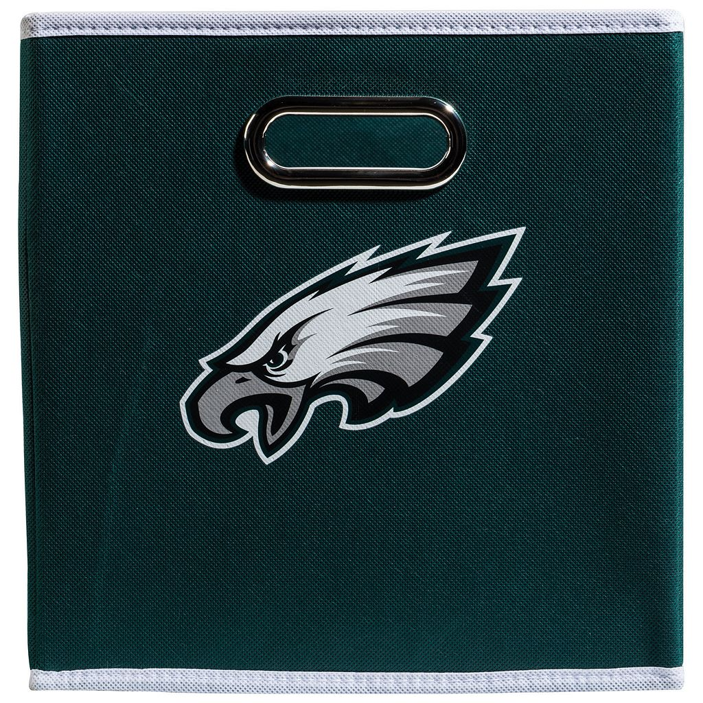 Franklin Sports Philadelphia Eagles Collapsible Storage Bin