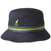 Men's Kangol Lahinch Striped Bucket Hat