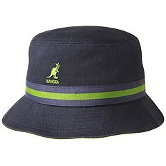 Men's Kangol Lahinch Striped Bucket Hat