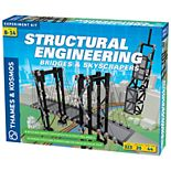 Thames & Kosmos Structural Engineering: Bridges & Skyscrapers Experiment Kit
