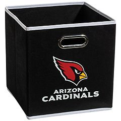 Franklin Sports Arizona Cardinals Collapsible Storage Bin