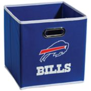 Franklin Sports Buffalo Bills Collapsible Storage Bin