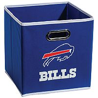 Franklin Sports Buffalo Bills Collapsible Storage Bin