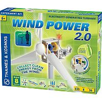 Thames & Kosmos Wind Power 2.0 Experiment Kit