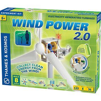 Thames & Kosmos Wind Power 2.0 Experiment Kit