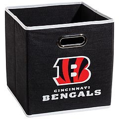 Franklin Sports Cincinnati Bengals Collapsible Storage Bin