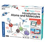 Thames & Kosmos Happy Atoms Introduction to Atoms & Molecules Experiment Kit