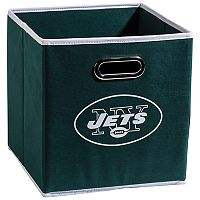 Franklin Sports New York Jets Collapsible Storage Bin