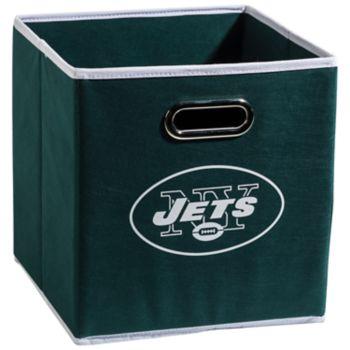 Franklin Sports New York Jets Collapsible Storage Bin