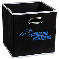 Franklin Sports Carolina Panthers Collapsible Storage Bin