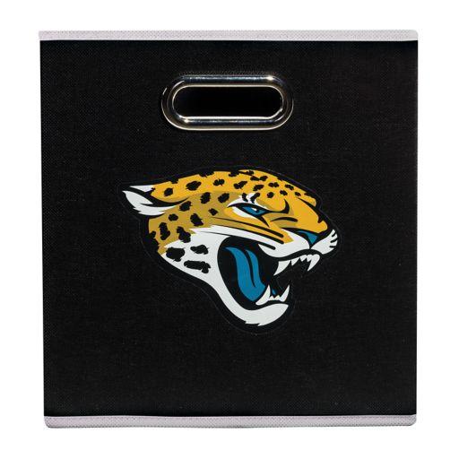 Franklin Sports Jacksonville Jaguars Collapsible Storage Bin