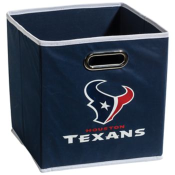 Franklin Sports Houston Texans Collapsible Storage Bin