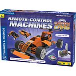 Thames & Kosmos Remote Control Machines: Custom Cars Experiment Kit