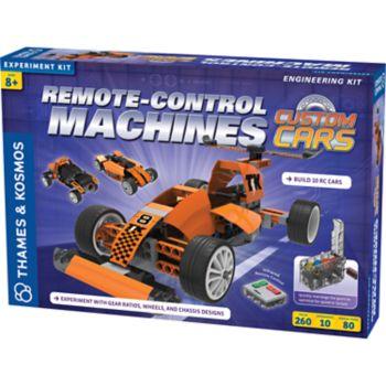 Thames & Kosmos Remote Control Machines: Custom Cars Experiment Kit