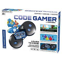 Thames & Kosmos Code Gamer Experiement Kit