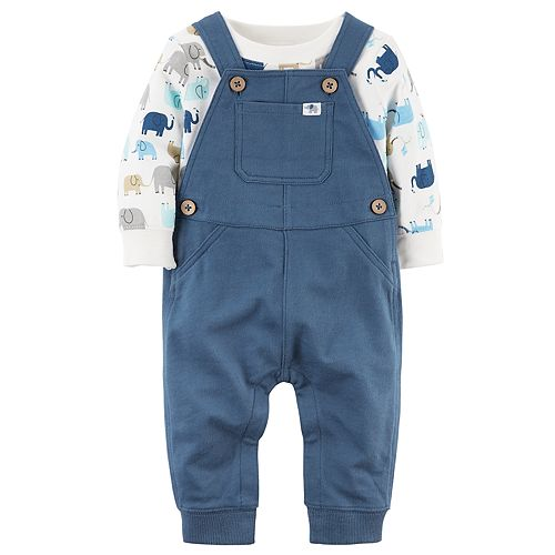 Baby Boy Carter's 2-pc. Overalls Set
