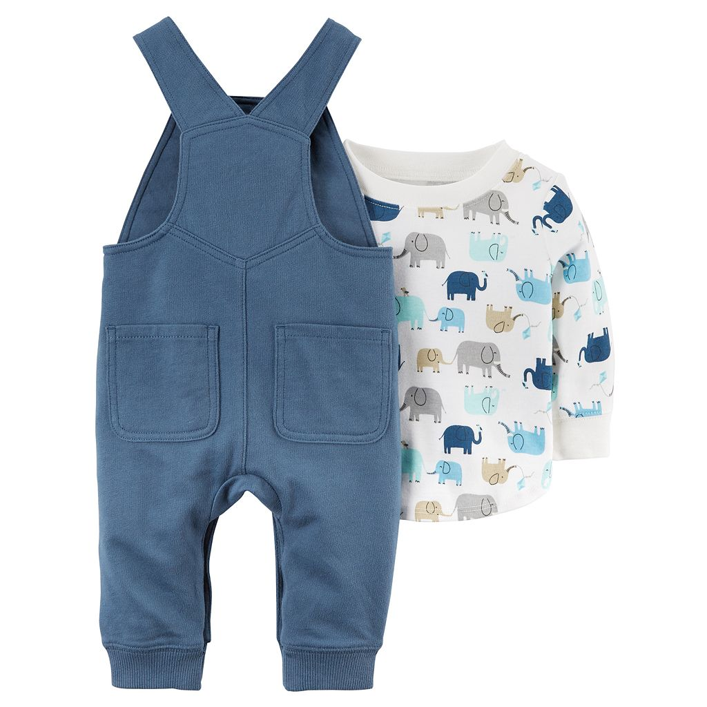 Baby Boy Carter's 2-pc Overalls Set