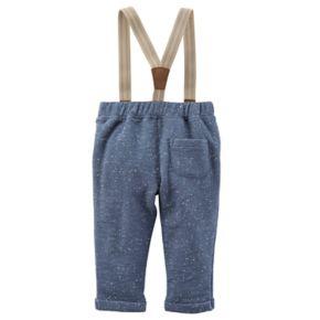 Baby Boy Carter's 3-pc Suspenders Set