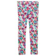 Toddler Girl Carter's Floral Leggings