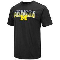 Men's Campus Heritage Michigan Wolverines Graphic Tee