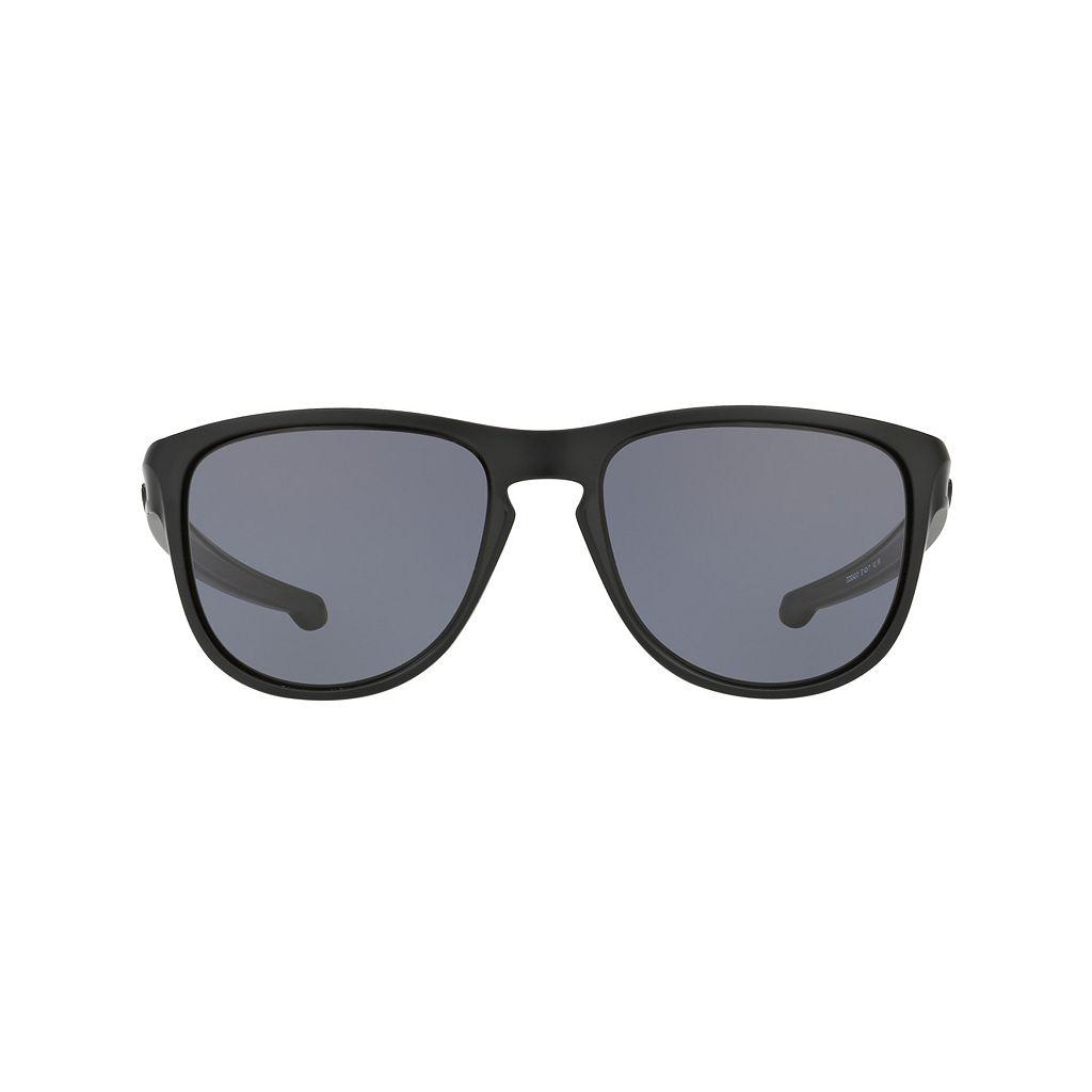 Oakley Sliver OO9342 57mm Round Sunglasses