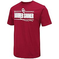 Men's Campus Heritage Oklahoma Sooners Motto Tee