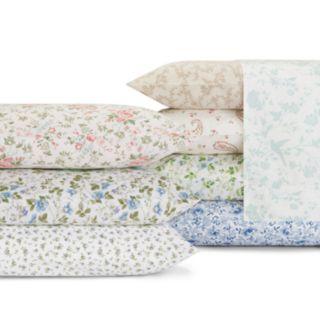 Laura Ashley Lifestyles Novelty Flannel Sheet Set