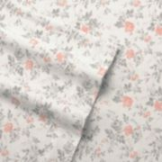 Laura Ashley Lifestyles Novelty Flannel Sheet Set