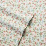 Laura Ashley Novelty Flannel Sheet Set