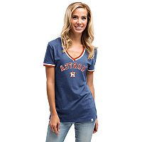 Women's Majestic Houston Astros Tee