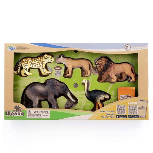Nature Bound WENNO Jungle Safari Animals Series 1