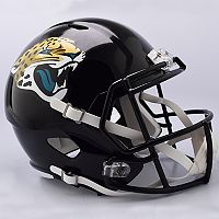 Riddell NFL Jacksonville Jaguars Speed Replica Helmet