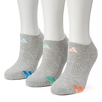 Women's adidas 3 pkCushioned No-Show Socks