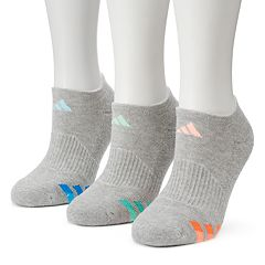 Women's adidas 3-pk. Cushioned No-Show Socks