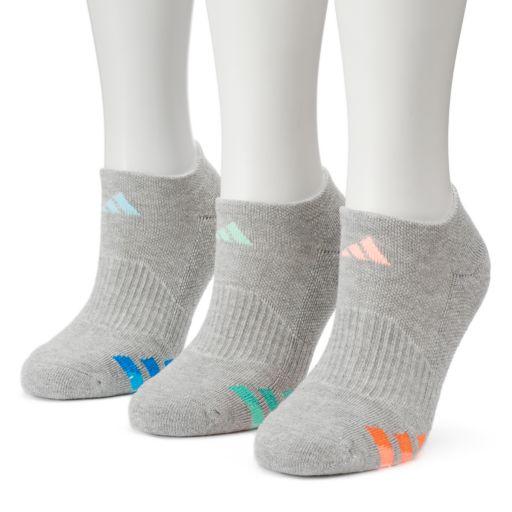 Women's adidas 3-pk. Cushioned No-Show Socks