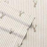Eddie Bauer Deer Lodge Flannel Sheet Set